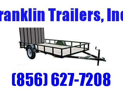 2019 Carry-On 6X12 Utility Trailer 2020271
