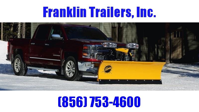2019 Fisher Engineering SD Snow Plow