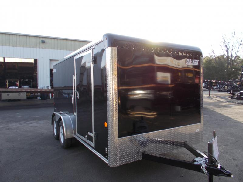 2020 Car Mate  7x14 Enclosed Cargo Trailer 2021425