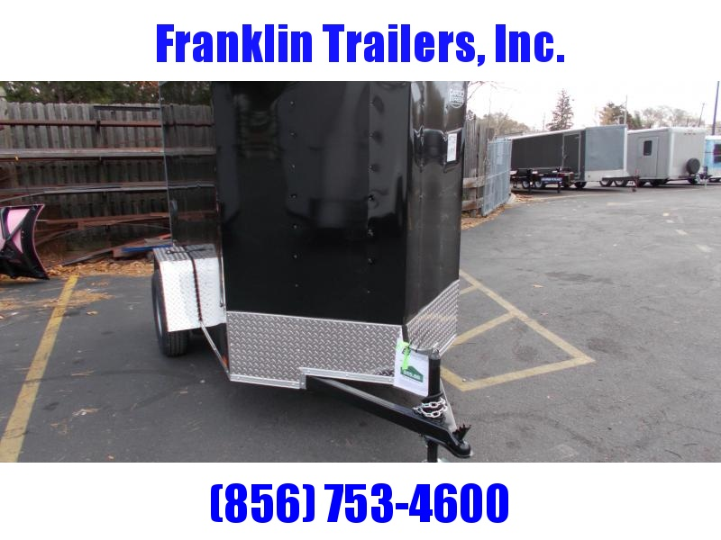 2020 Cargo Express 5X8 Enclosed Cargo Trailer 2021261
