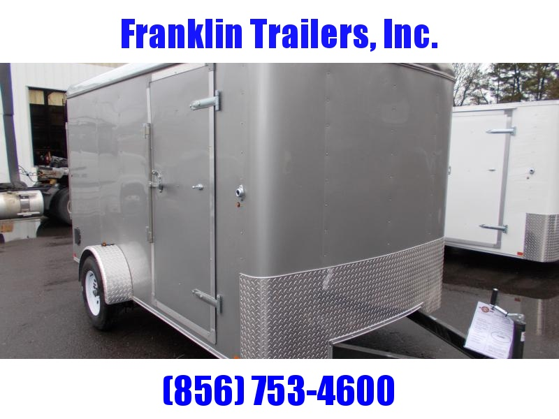 2020 Carry-On 7X12 Enclosed Cargo Trailer 2021712