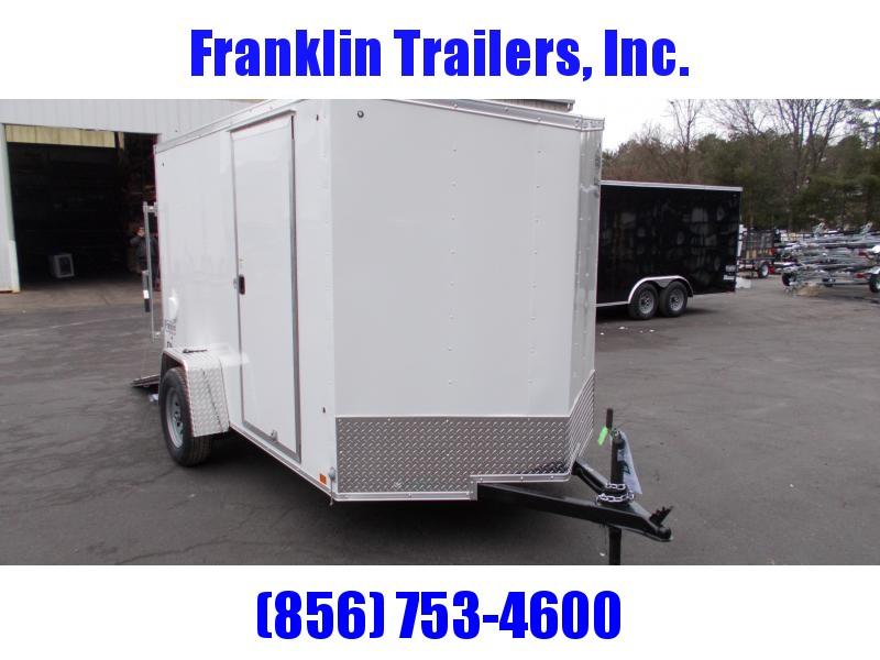 2021 Cargo Express 6X10 Enclosed Cargo Trailer 2021682