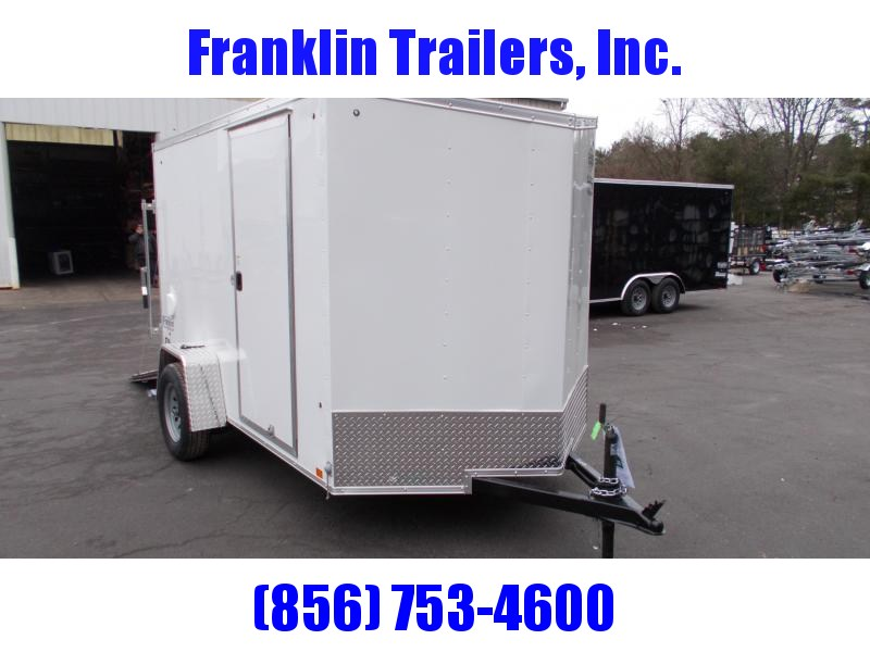 2021 Cargo Express 6X10 Enclosed Cargo Trailer 2021682