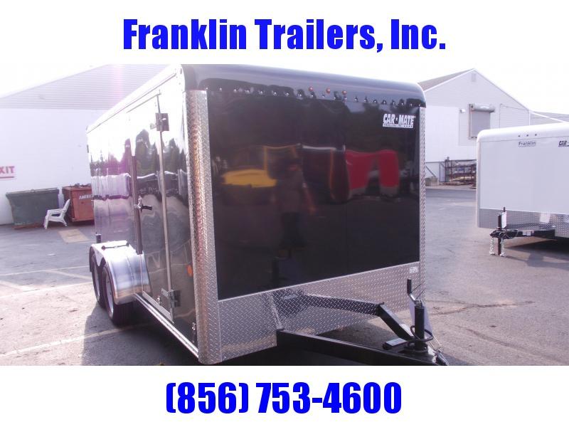 2019 Car Mate  7X14 -  Enclosed Cargo Trailer 2021046