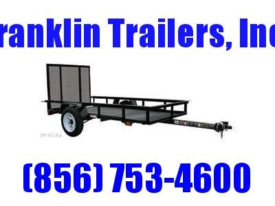2020 Carry-On 4X8 - 2000 lbs. GVWR Mesh Floor Utility Trailer 2021664