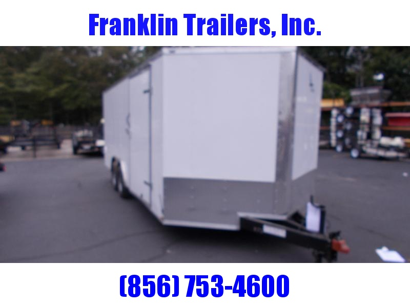 2020 Lark 8.5 X 20 Enclosed Cargo Trailer 2021086