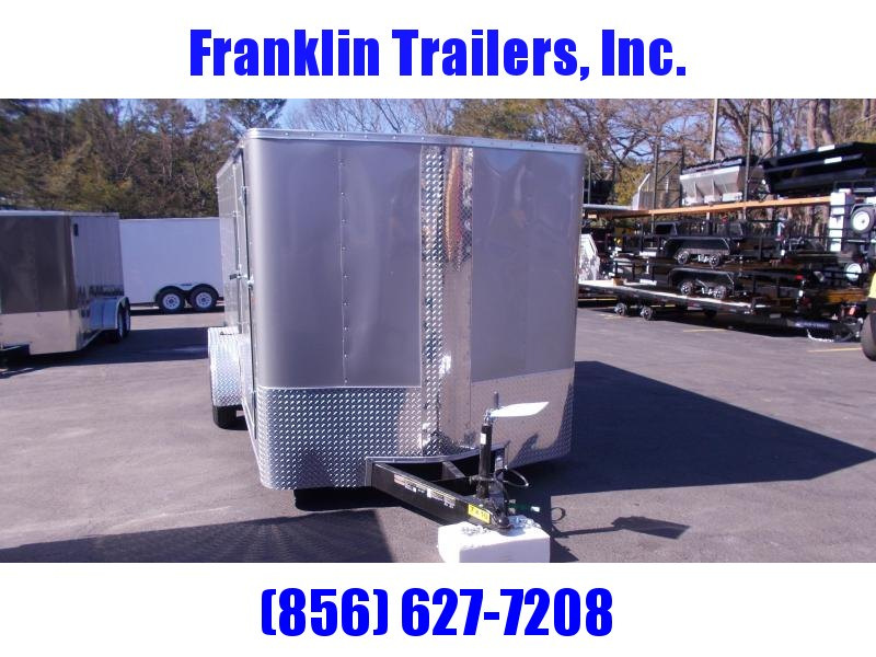 2019 Carry-On 7X16 Bull Nose Enclosed Cargo Trailer 2020253