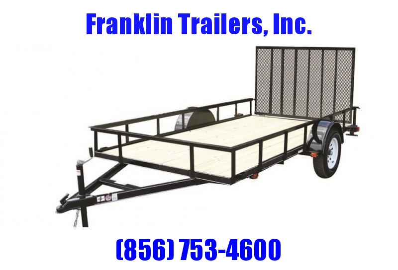 2020 Carry-On 6X10 Utility Trailer 2021327