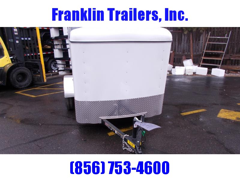 2019 Carry-On 5X8 Enclosed Cargo Trailer 2020387