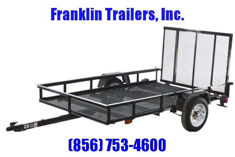 2019 Carry-On 5X8 Utility Trailer 2020727