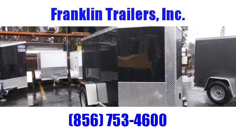 2020 Lark 5X8 Enclosed Cargo Trailer 2022014