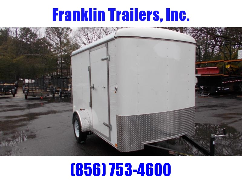2020 Carry-On 6X10 Enclosed Cargo Trailer 2021745