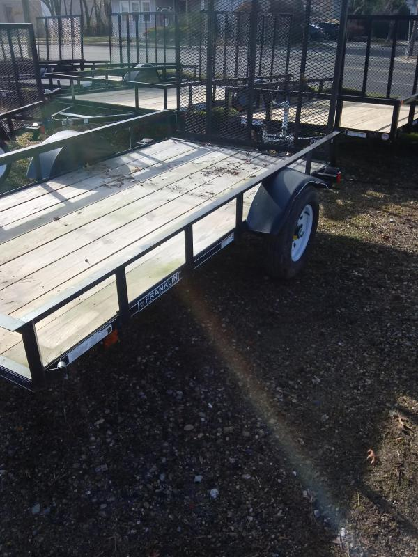 2020 Carry-On 5X10 Utility Trailer 2021251