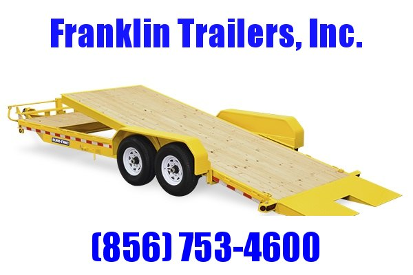 2019 Sure-Trac 7 x 18 Tilt Bed Equipment 14k 2020402