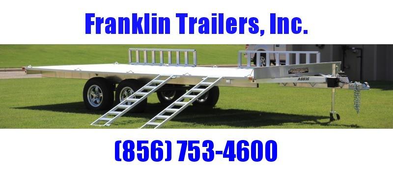 2020 Aluma 88x16 Aluminum ATV Trailer 2020220