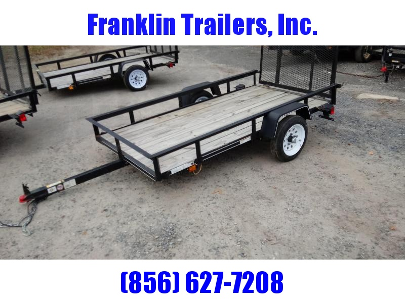 2020 Carry-On 4X8 Utility Trailer 2021114