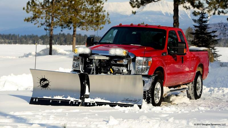 2019 Fisher Engineering XV2 Snow Plow
