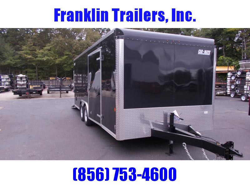 2020 Car Mate Trailers 8 X 20 Car / Racing Trailer 2021087