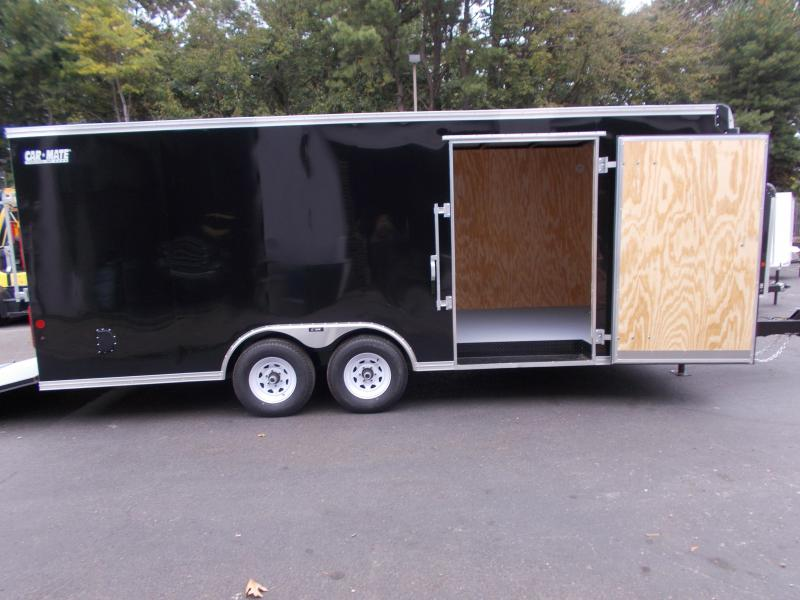 2020 Car Mate Trailers 8 X 20 Car / Racing Trailer 2021087