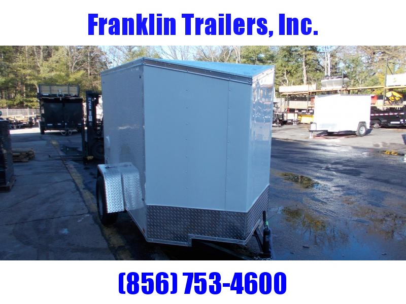 2020 Cargo Express 5X8 Enclosed Cargo Trailer 2021415
