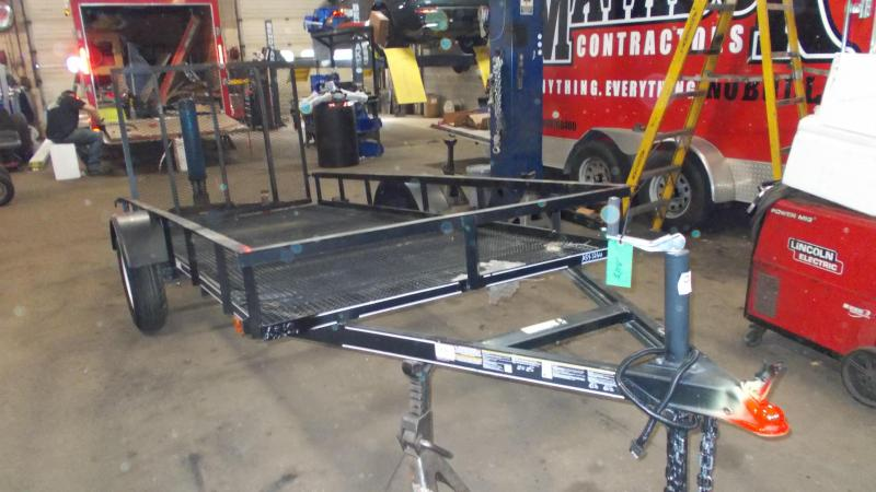 2020 Carry-On 5X12 Utility Trailer 2021978