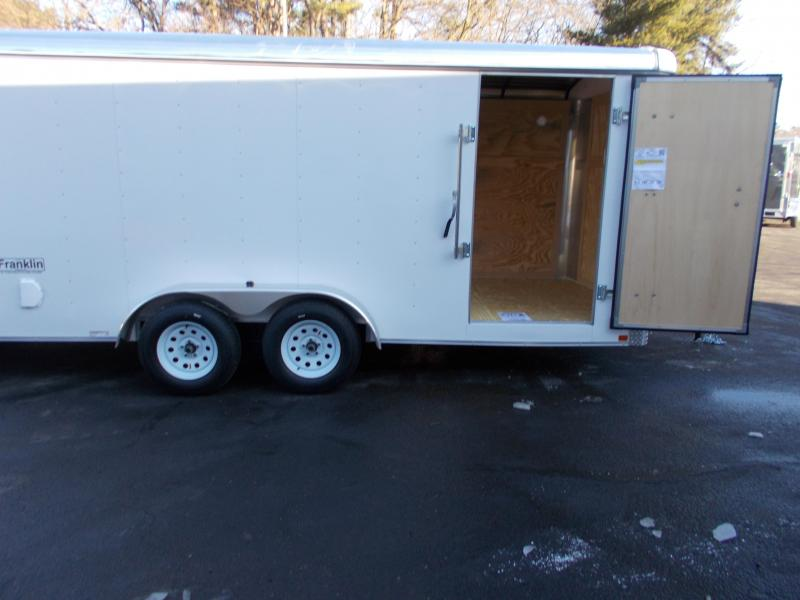 2020 Carry-On 7X16 Enclosed Cargo Trailer 2021585