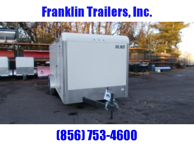 2020 Car Mate 7X16 Enclosed Cargo Trailer 2021441