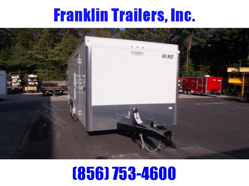 2020 Car Mate Trailers 8 X 20 Car / Racing Trailer 2021072