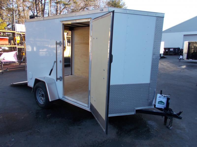 2020 Lark 6X10 Enclosed Cargo Trailer 2021418