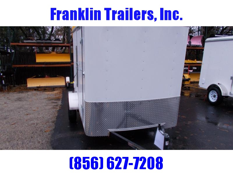 2019 Carry-On 6X10 Enclosed Cargo Trailer 2019664
