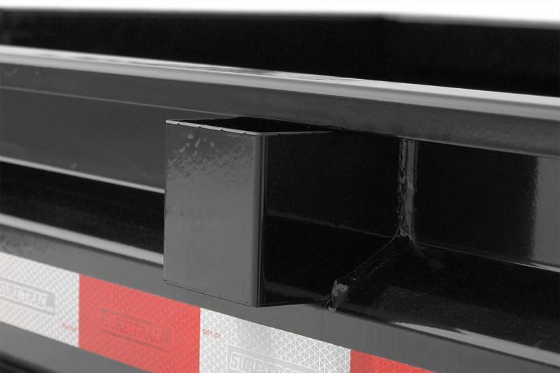 2020 Sure-Trac 72 IN X 10 Deckover Dump 10K Single Ram 2021523