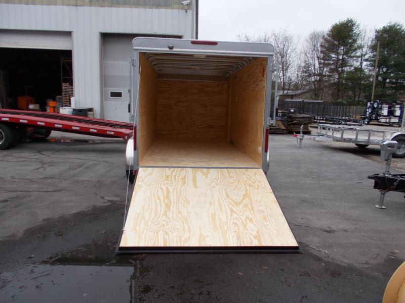 2020 Car Mate 7X14 Tandem Axle Enclosed Cargo Trailer 2021462