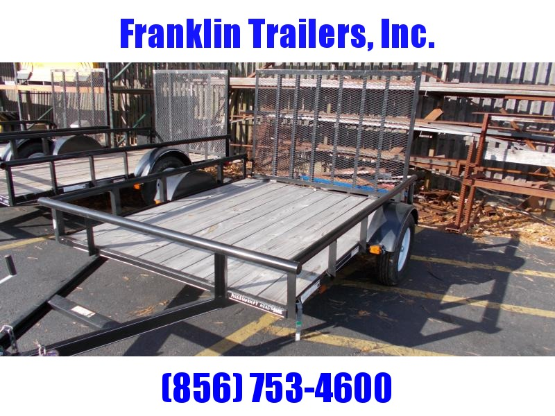 2020 Carry-On 6X8 Utility Trailer 2021190