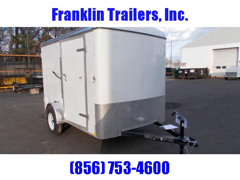 2019 Carry-On 6X10 Enclosed Cargo Trailer 2021435