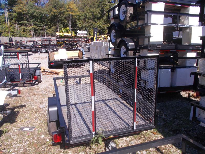 2020 Carry-On 4X8 Utility Trailer 2021108