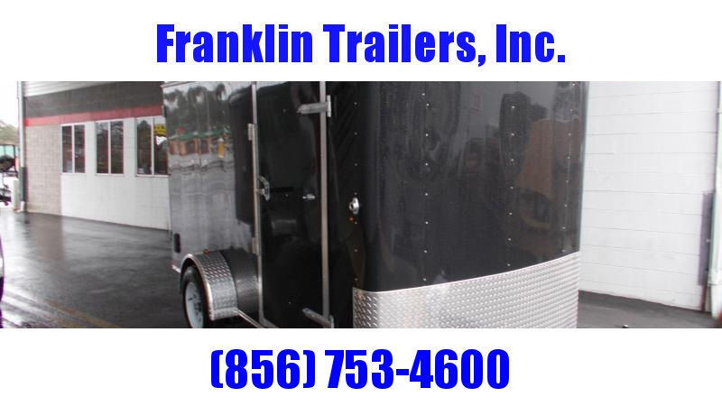 2020 Carry-On 6X12 Enclosed Cargo Trailer 2022020