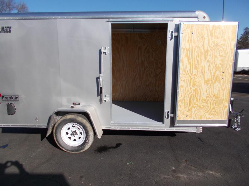 2020 Car Mate 6X12 Enclosed Cargo Trailer 2021534