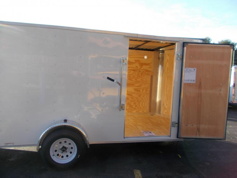 2020 Carry-On 6X14 Enclosed Cargo Trailer 2021424