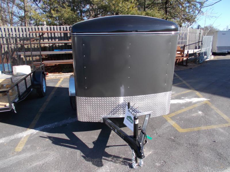 2020 Carry-On 5X8 Enclosed Cargo Trailer 2021876