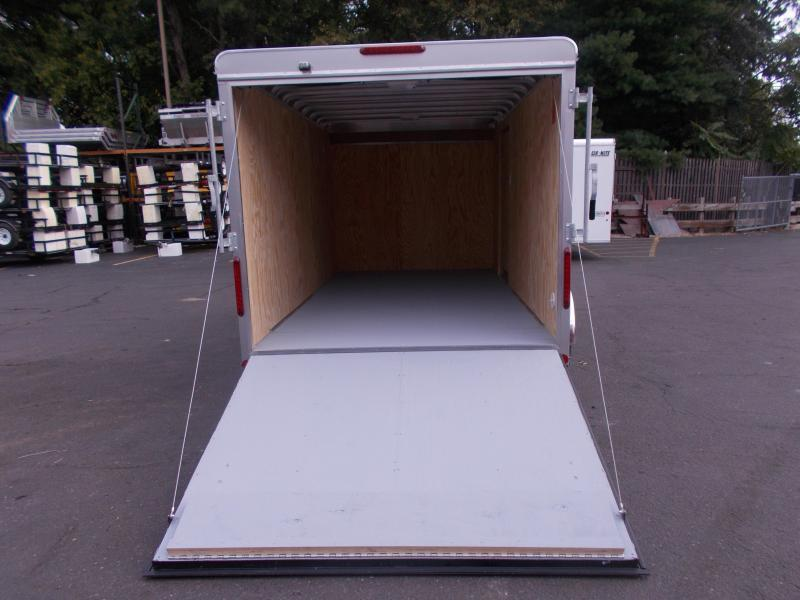 2020 Car Mate 7X14 Enclosed Cargo Trailer 2021205