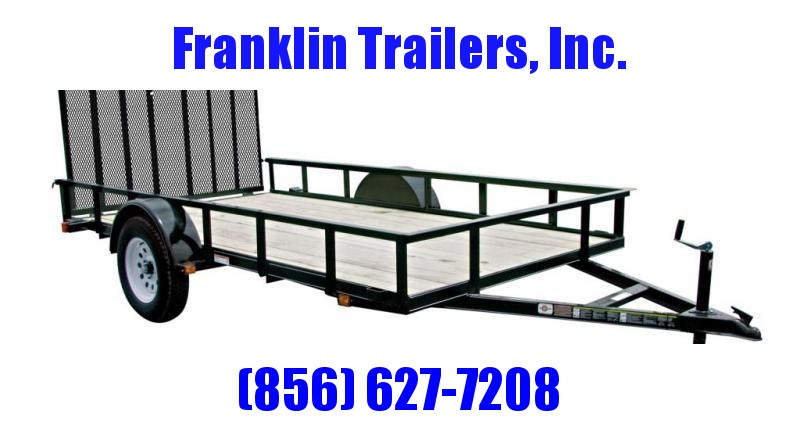 2019 Carry-On 6x14 Utility Trailer 2020142