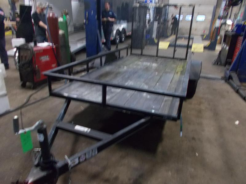 2020 Carry-On 5X10 Utility Trailer 2021253