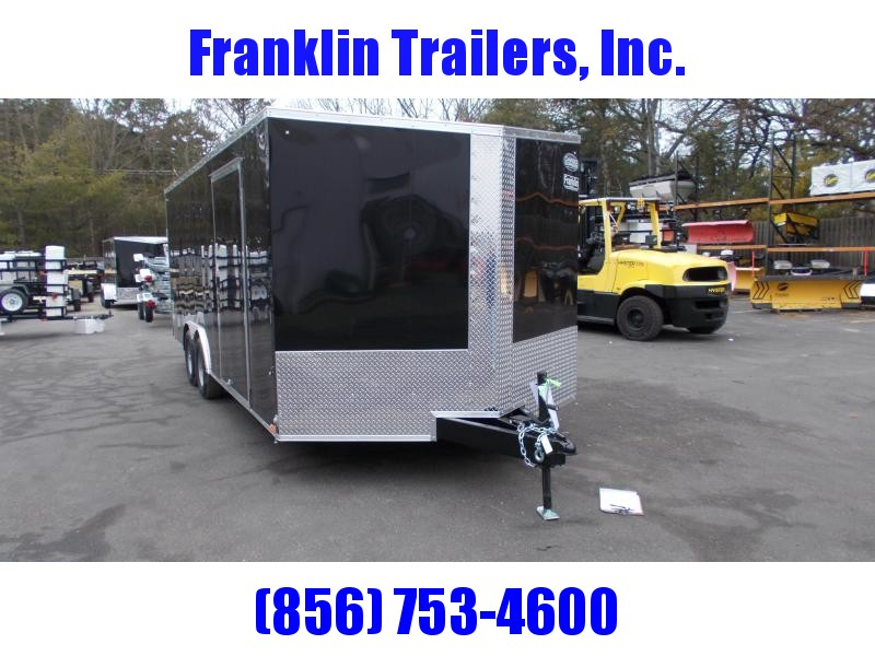 2020 Cargo Express 8.5X20 Car / Racing Trailer 2021683