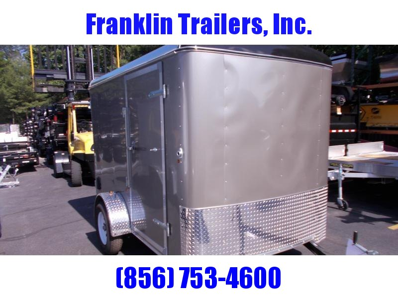 2019 Carry-On 6X10 Enclosed Cargo Trailer 2021354