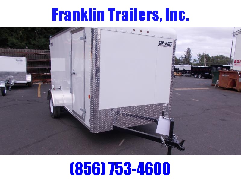 2020 Car Mate 6x12 Enclosed Cargo Trailer 2020967