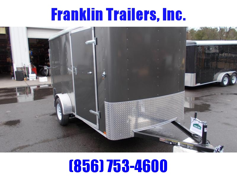 2020 Carry-On 6X12 Enclosed Cargo Trailer 2021705