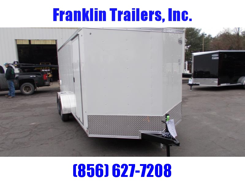 2021 Cargo Express 7X16 Enclosed Cargo Trailer 2021646