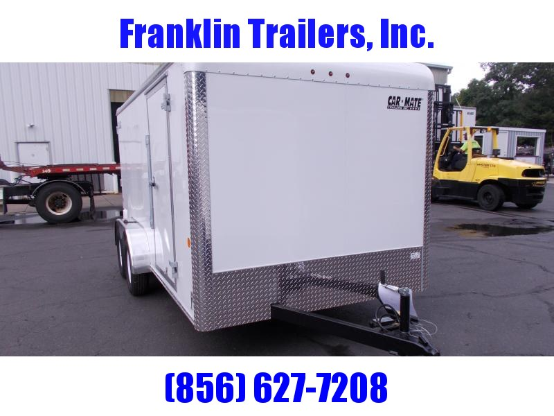 2019 Car Mate Trailers 7x14  Enclosed Cargo Trailer 2020939
