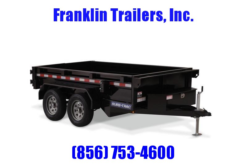 2020 Sure-Trac 62in x 10 LProfile Dump 7K Single Ram 2021798
