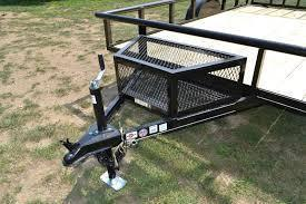 2020 Carry-On 712CO-PT Utility Trailer 2021701